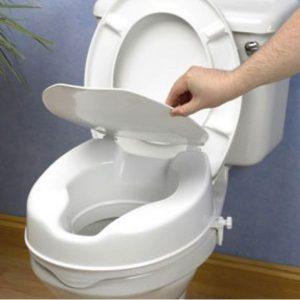 Comprar elevador wc con tapa