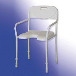 Comprar silla de ducha plegable Madrid