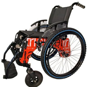 Comprar silla de ruedas Trial Country Madrid