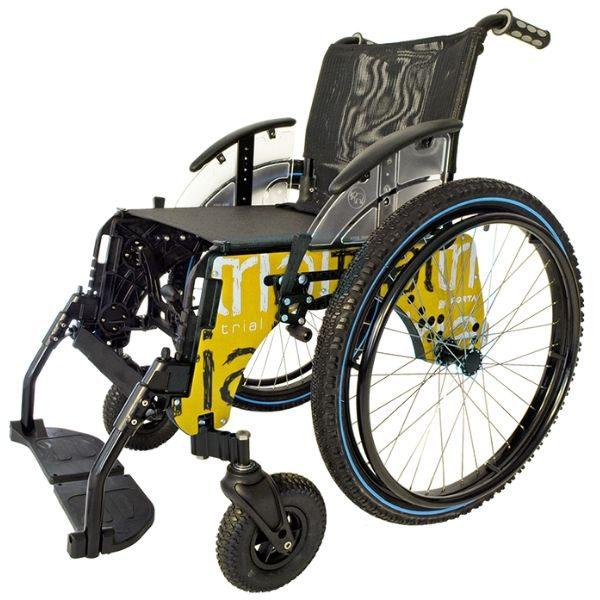 Comprar silla de ruedas Trial Playa Madrid