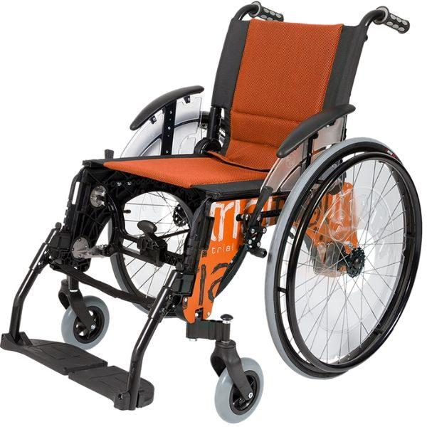 Comprar silla de ruedas Trial Standard Madrid