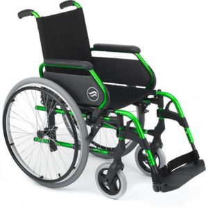 Comprar silla de ruedas aluminio Breezy 300 Madrid