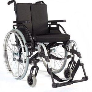 Comprar silla de ruedas aluminio Rubix 2 Madrid