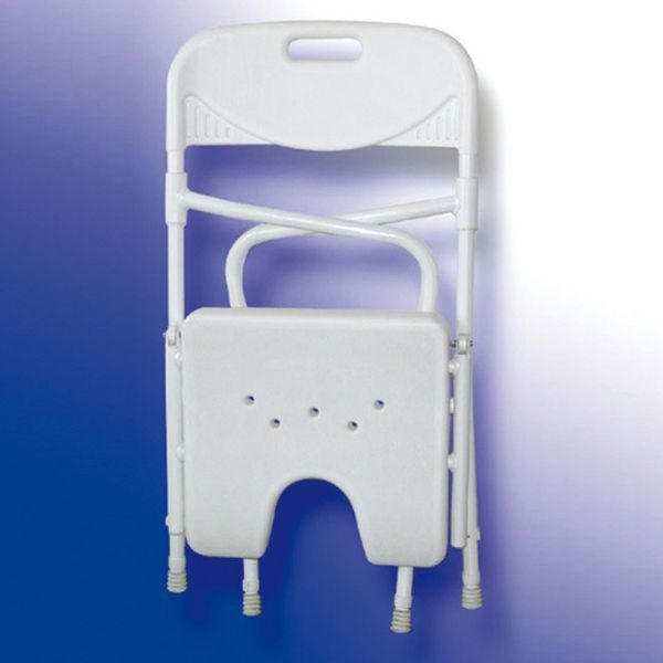 Ortopedia Madrid silla de ducha plegable