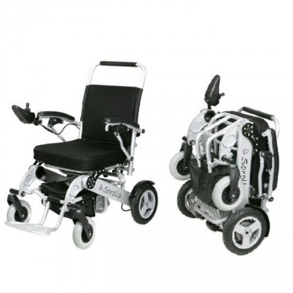 Comprar silla electrica plegable Sorolla
