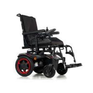 Silla de ruedas electrica Q100R ortopedia Madrid
