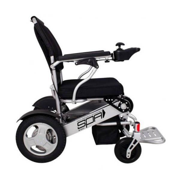 Silla de ruedas electrica Spa 250W ortopedia Madrid