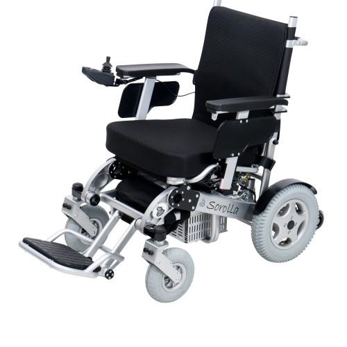 Silla de ruedas electrica Sorolla Heavy