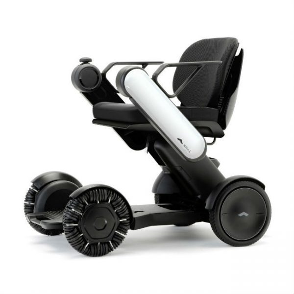 silla de ruedas electrica whill model